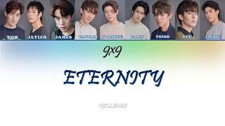 9X9-ETERNITY LIRIK   KODE WARNA   [ROM/INDO]   NineByNine  9by9