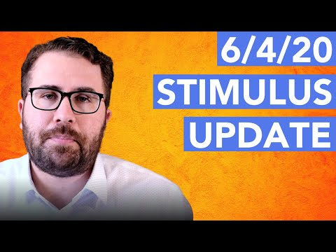 Stimulus Update 6/4: What Will Be in the Next Stimulus Package?