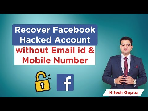 Facebook Hacked Account Recovery Trick 2020 | Recover Facebook Account Without Email Or Number