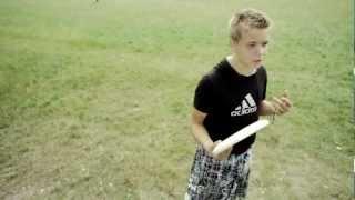 Відео: алтимат фрізбі у Франківську