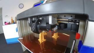Printing Burj Khalifa in 3D