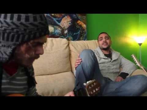 AUDIOgraffiti - Blaq Skin in a green room - (STREAMINGΩNE#7)