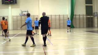 PLP SIERNIECZEK Superliga 2 kol. COMPUTEX - PRAWNICY 6:2 ( 2:2 )
