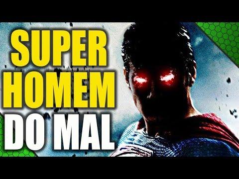 FILME DE TERROR COM SUPER-HOMEM DO MAL INSANO!