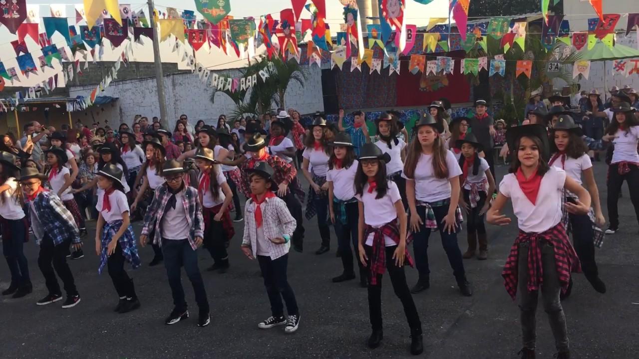 Pancadão sertanejo 2017 - Colégio Pan Terra