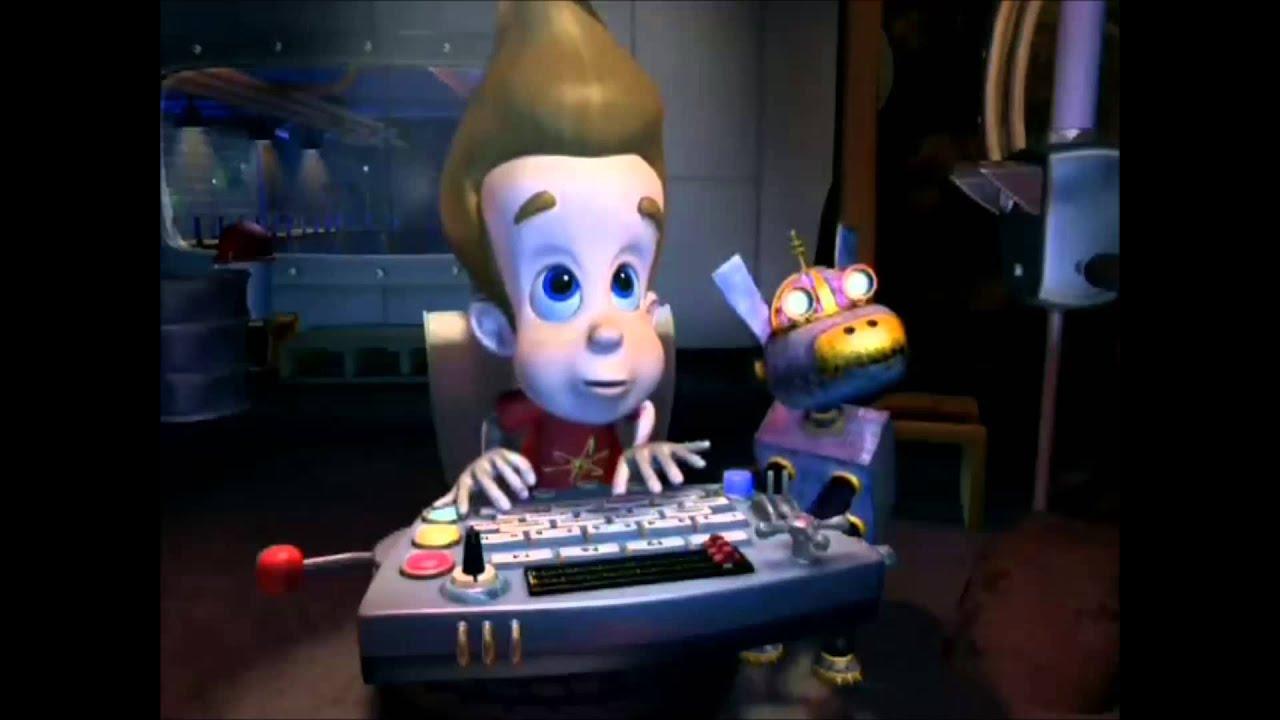 Jimmy Neutron Theme Song YouTube