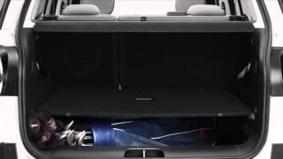 Fiat 500L - L'espace intérieure