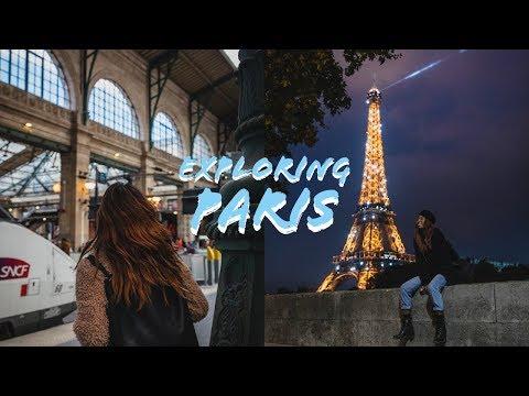 EXPLORING PARIS (A Travel Vlog)