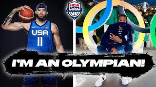Tokyo Olympics 2021 - Here We Come! Day 1 with Team USA Men's Basketball | JAVALE MCGEE VLOGS