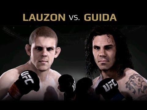 EA SPORTS UFC Mobile - Event Prize | UFC Fight Night: Joe Lauzon - Clay Guida