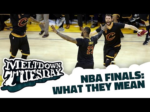 2016 NBA Finals: Forever changing the way we see the game