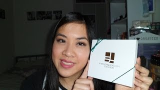 Starlooks Starbox December 2013 & Giveaway Thumbnail
