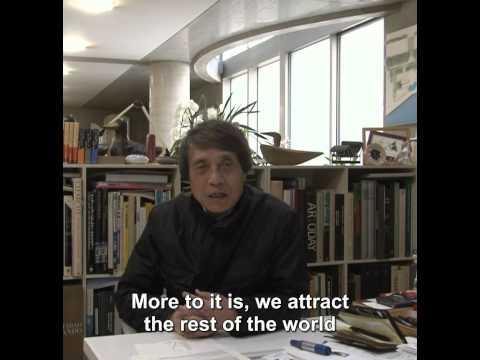 Tadao Ando about Lang Club.avi