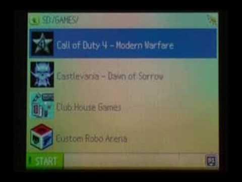 menu acekard 2