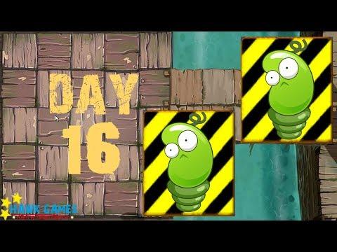 Plants Vs Zombies 2 - Pirate Seas - Day 16 [Protect Spring Bean] No Premium
