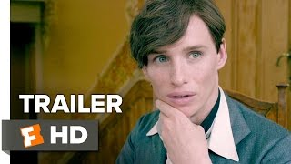 The Danish Girl Official Trailer #2 (2015) - Eddie Redmayne Movie HD