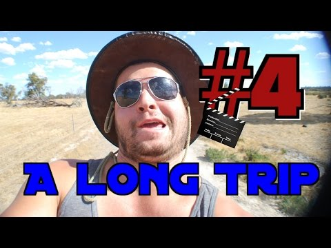 #4 A long trip, Journal de bord N°4  Jack's Farm  Kojonup