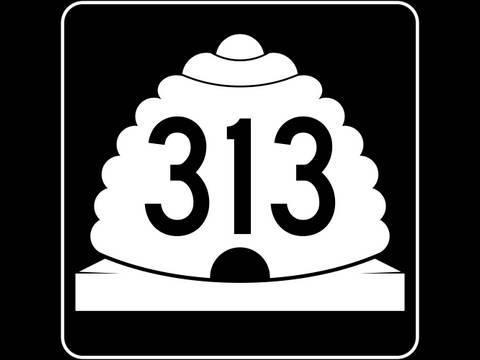 Utah State Highway 313