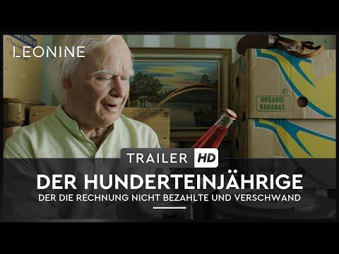 Der Hunderteinjährige, der die Rechnung nicht bezahlte und verschwand I Teaser | Start: 16.03.2017