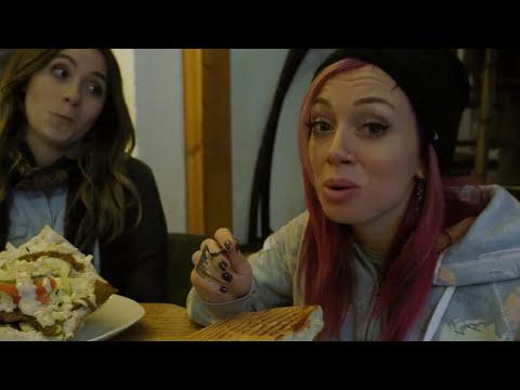 GERMAN FOOD PORN: Best Vegan Food w/ Nadine Sykora