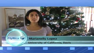 Flynica.com: Testimonial of Marianelly Lopez, University of California Davis
