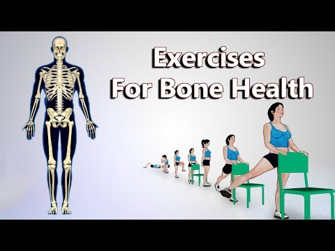 10 Exercises For Bone Health