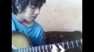 ungu asmara terindah by jaka(cover)
