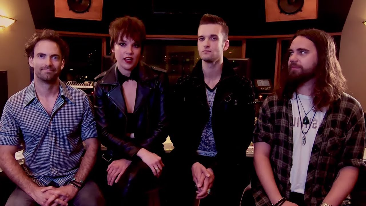 Halestorm – Black Vultures (Commentary)
