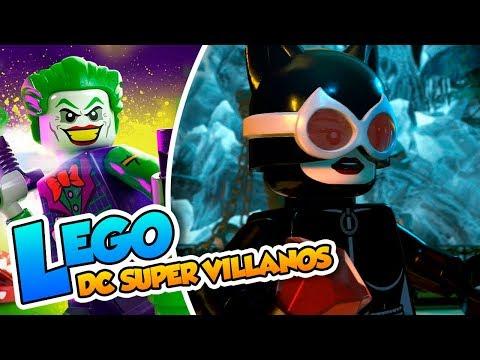 ¡Ladrón de ladrones! - #03 - Lego: DC Super Villanos -  Naishys y DSimphony
