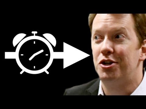 Arrow of Time - Sixty Symbols