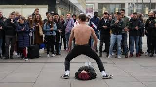 Crazy Street Performers in Berlin