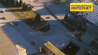 ДТП (авария г. Волжский) пл. Ленин 01-04-2019 08-19