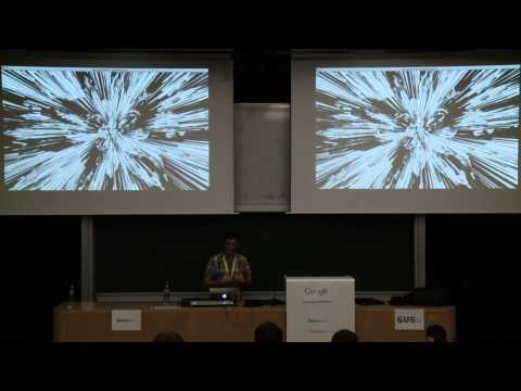 Pedro Pinto Silva - Generative systems in art and design - DevFest Praha 2014