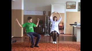 Реабилитация после переломов рук. Часть 2(Упражнения для восстановление после переломов., 2016-02-16T11:06:23.000Z)