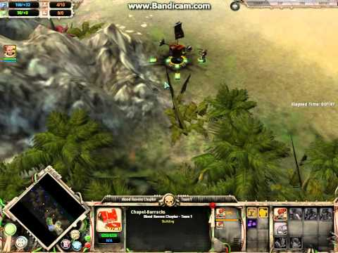 lets play dawn of war soulstorm part 3 killing Tau  