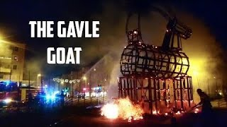 The Gävle Goat | THE OFFICIAL HISTORY | HD FOOTAGE