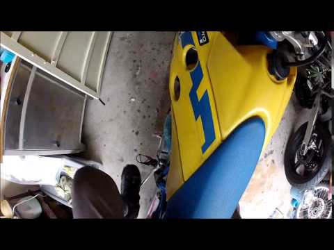 How to Kickstart a Husaberg FS650e