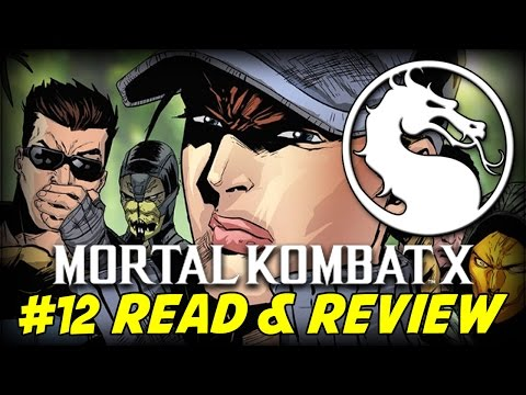 Mortal Kombat X #12 Rumble In The Jungle (Read & Review)