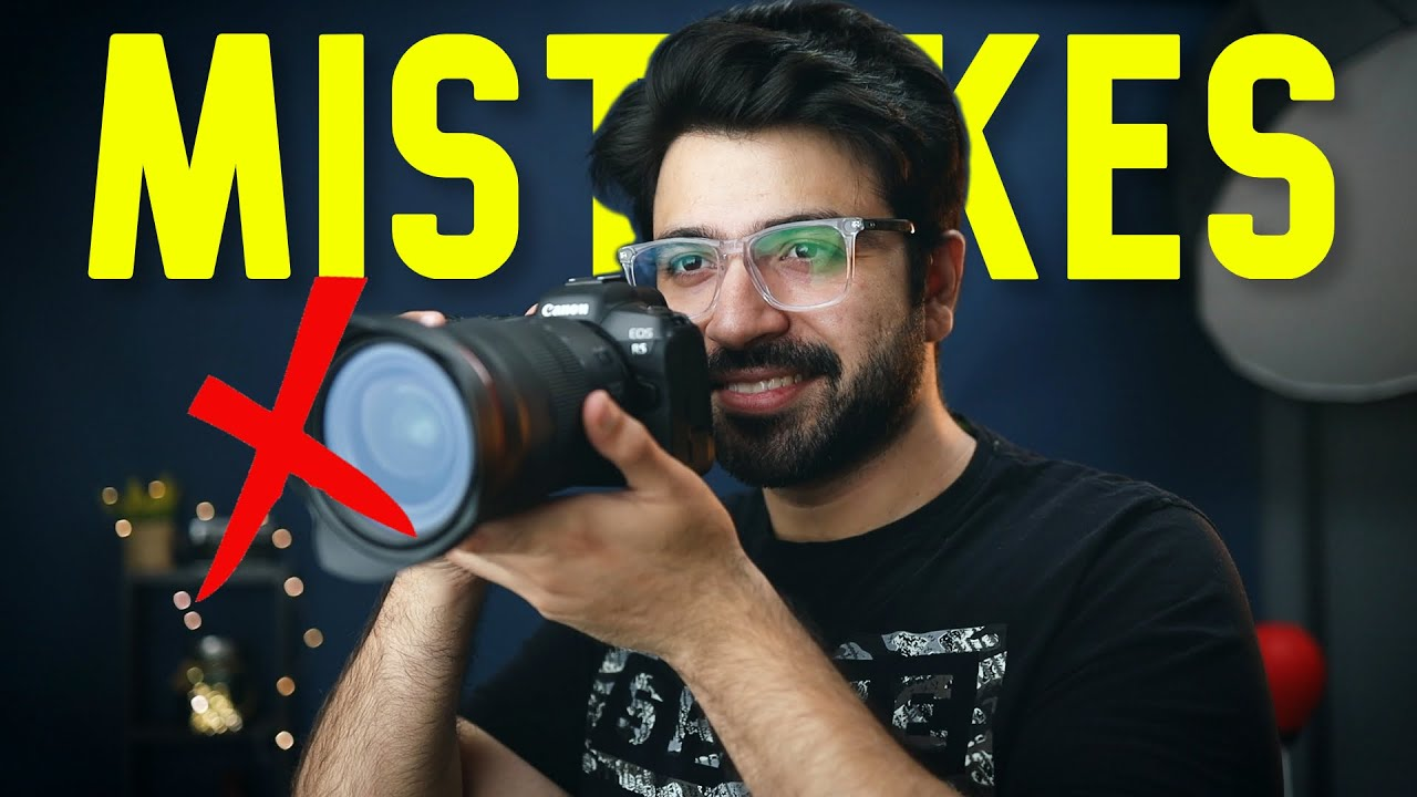 STOP making these Portrait Photography Mistakes
