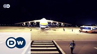طائرة أنتونوف | صنع في ألمانيا