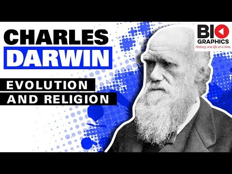 Charles Darwin Biography: Evolution And Religion