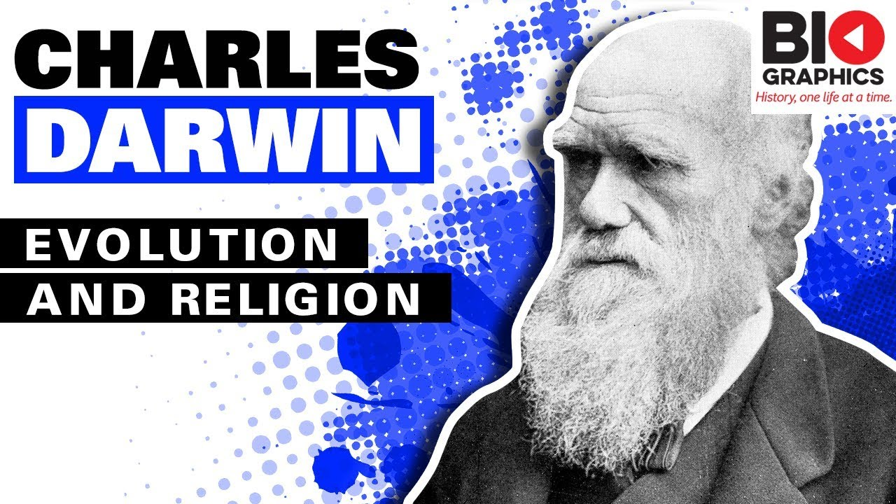 charles darwin biography evolution and religion youtube