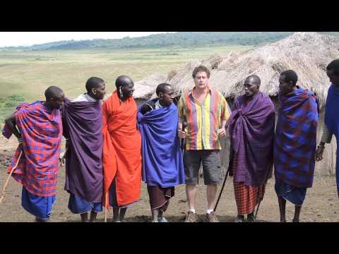 Jumping with the #Maasai in the #Ngorongoro Highlands-Zohar African Safaris