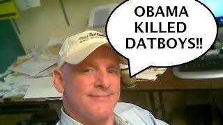 "Chris the Hacker - ""Try the President for Treason!"""
