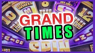 🏁  Having a GRAND Time ⏰ at the Casino!! 🎰 ✦ Buffalo Grand + MORE! ✦ Slot Fruit Machine w Brian C