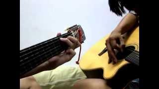 Đàn gà trong sân - Guitar