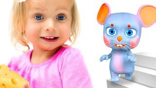 Дигити-дигити дон - Песня для детей | Детские песни от Майи и Маши