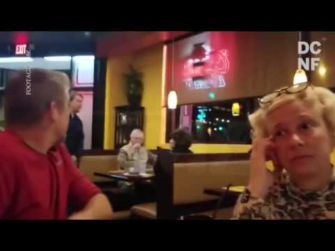 Mitch McConnell Harassed In A Restaurant FOR THE THIRD TIME!
