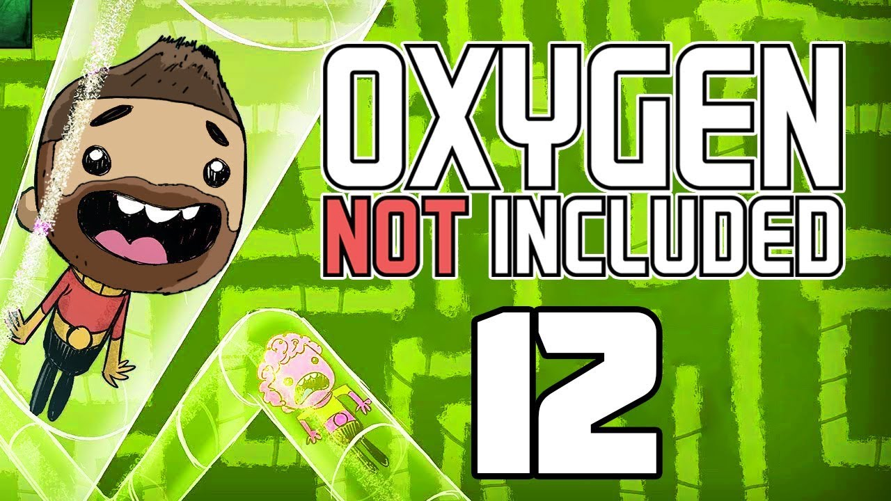 steam geyser planning - hutts plays oxygen not included [episode 12