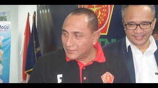 Edy Rahmayadi Mundur sebagai Ketua Umum PSSI